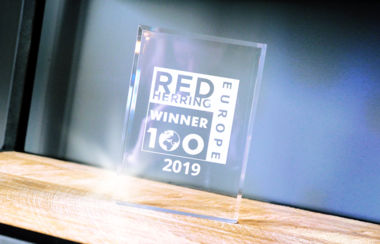 Move4Mobile wint Red Herring Top 100 Europe Award