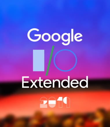 Google I/O Extended Zwolle 2019